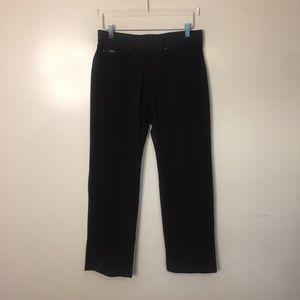 Hugo Boss Stretch Black Pants. Size 32/30